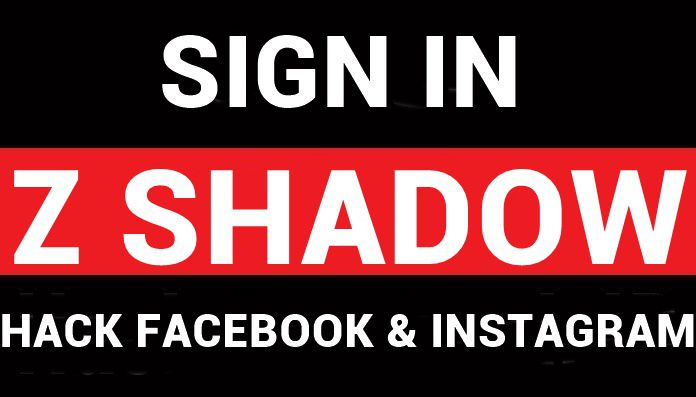Photo of Z Shadow Sign In for Hacking Instagram and Facebook